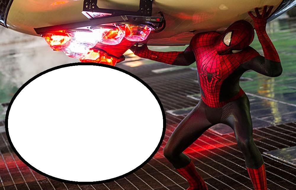 spiderman invitation printable