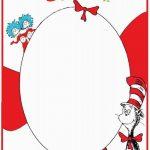 Dr Seuss Free Invitation Card 150x150