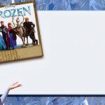 Free Printable Frozen Invitation Template 150x150