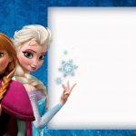 Frozen Invitations 150x150