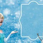 Printable Frozen Invitation 150x150
