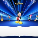 Free Printable Mickey Mouse Invitation 150x150