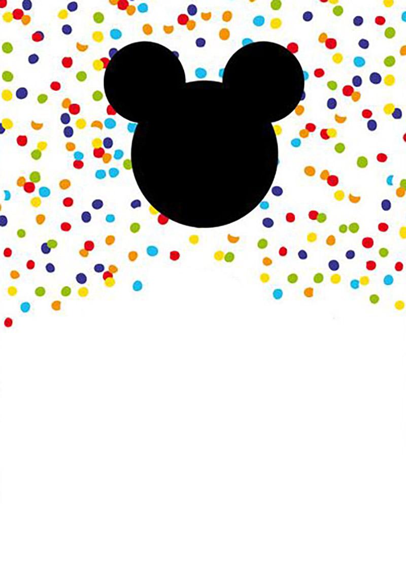 Mickey Mouse Free Printable Invitation Templates ...