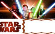 Free Printable Birthday Initation Lego Star Wars 191x120