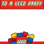 Free Printable Lego Party Invitation Template 150x150