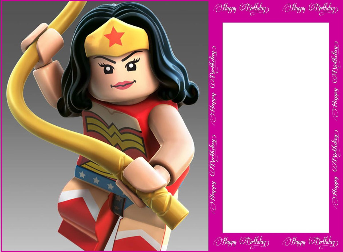 Free Printable Lego Invitation Templates | Invitations Online