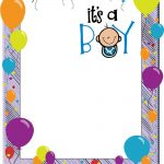 its a boy shower invite template 150x150