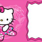 Cute Hello Kitty Party Invitaton Card 150x150