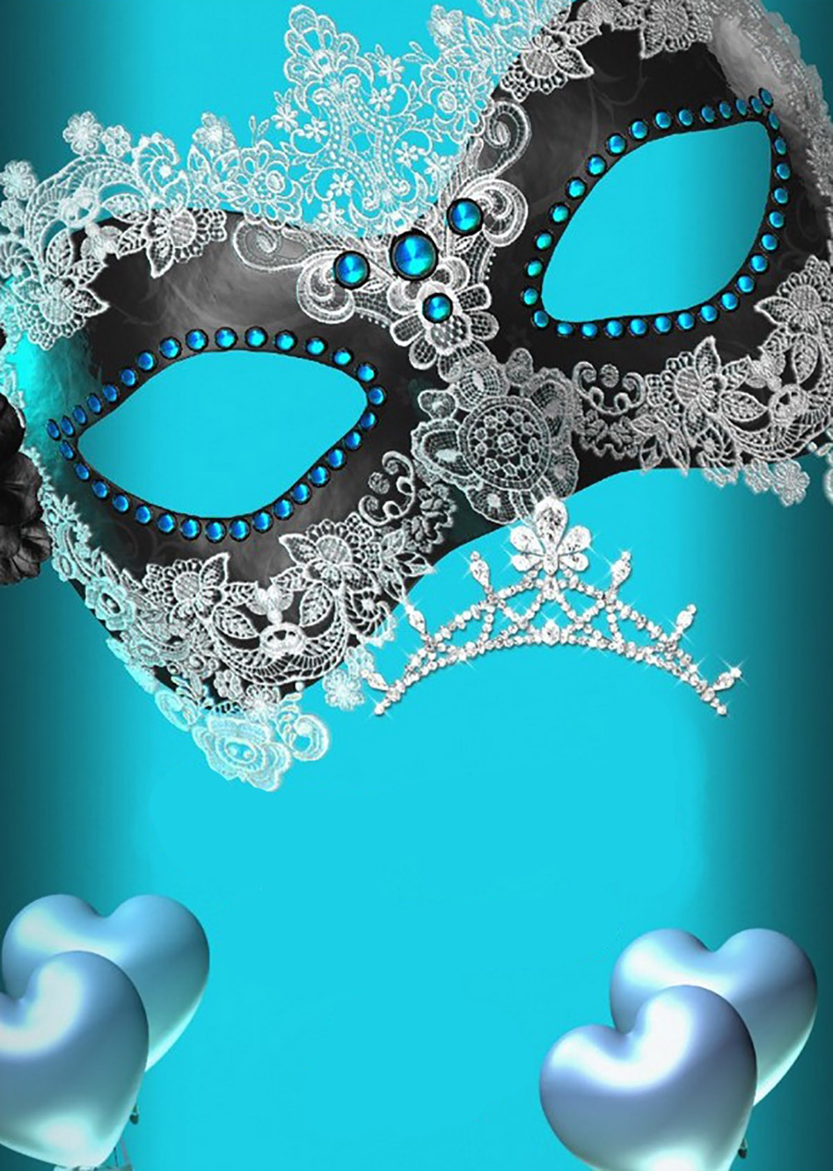 Free Printable Masquerade Invitation Templates ...