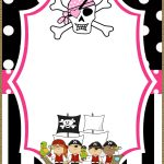 Free Printable Pirate Template 150x150