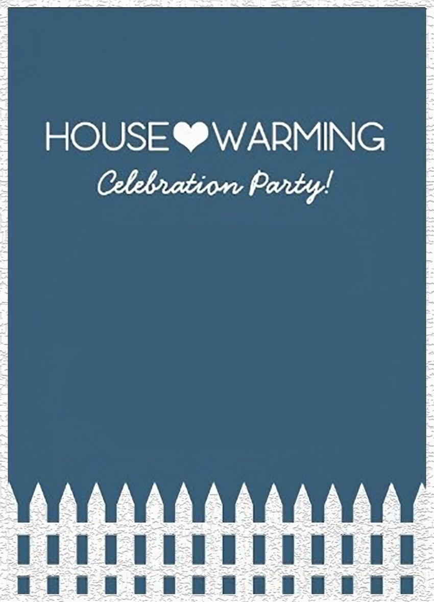 photo regarding Printable Housewarming Invitations identified as Housewarming Invites - A easy \